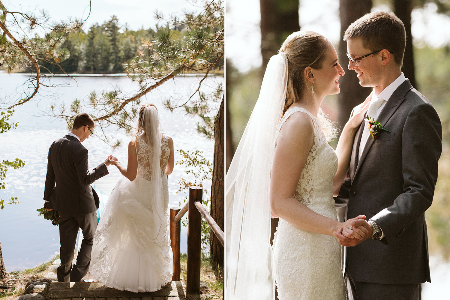 north-woods-wedding-couple